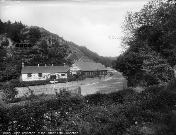 Photo of The Wrekin, The Forest Glen 1925