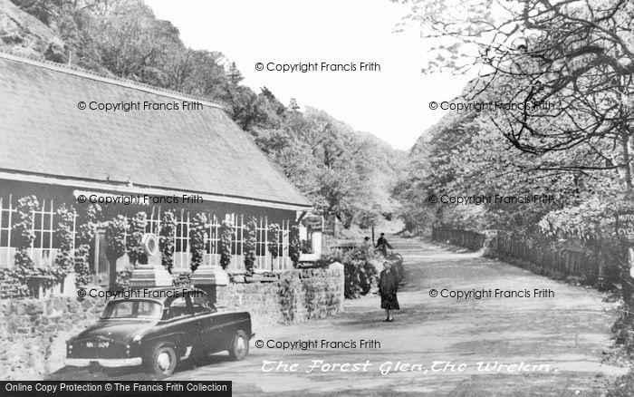 Photo of The Wrekin, The Forest Glen c.1960
