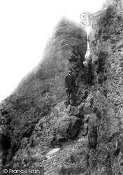 The Wrekin, The Needle's Eye 1895