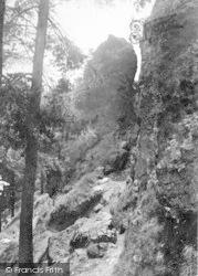 The Wrekin, The Needle's Eye 1910