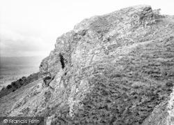 The Wrekin, The Needle's Eye c.1955