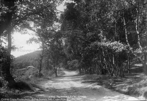 Photo of The Wrekin, The Wrekin Drive 1901