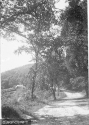 The Wrekin, The Wrekin Drive 1901