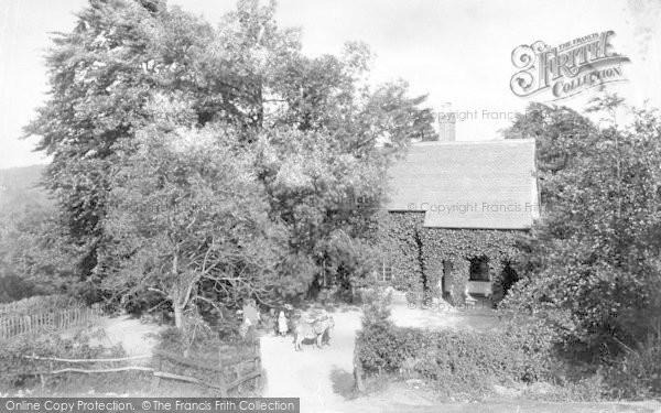 Photo of The Wrekin, Wrekin Cottage 1895