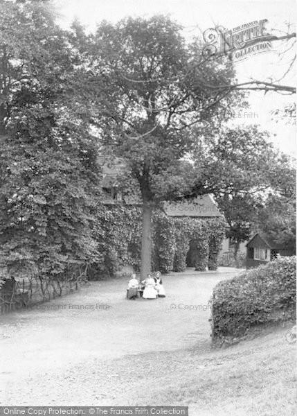 Photo of The Wrekin, Wrekin Cottage 1907