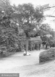 The Wrekin, Wrekin Cottage 1907