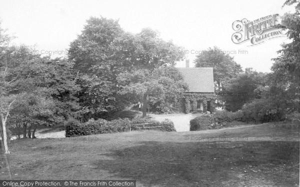 Photo of The Wrekin, Wrekin Cottage 1910