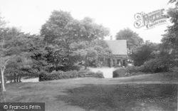 The Wrekin, Wrekin Cottage 1910