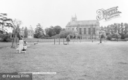 Theale, Recreation Ground c.1965