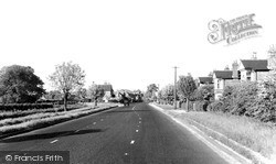 Theale, The Green c.1955