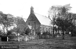 Thelwall, All Saints Church 1897