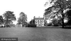 Thelwall, Chaigeley School c.1950