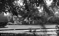 Thelwall, Cottage Hotel c.1955
