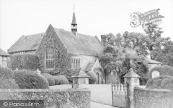 Boys' Grammar School c.1930, Thetford