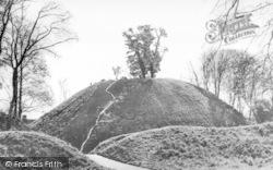 Castle Hill c.1935, Thetford