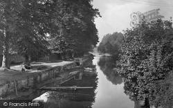 Haling Path 1921, Thetford