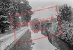 Haling Path 1929, Thetford