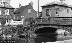 Haling Path c.1955, Thetford