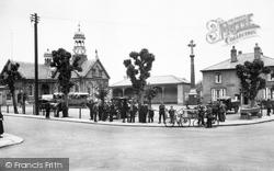 Market Place 1929, Thetford
