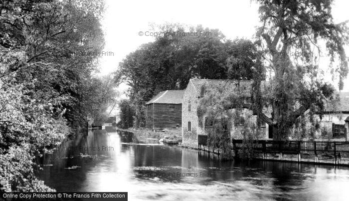 Thetford,Mill Head 1929,Norfolk