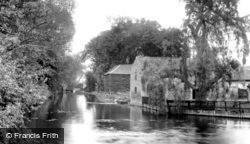 Mill Head 1929, Thetford