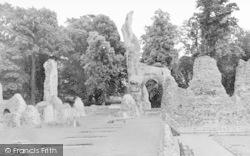 Priory c.1930, Thetford