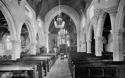 St Cuthbert's Church 1921, Thetford