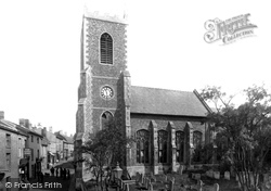 St Peter's Church 1921, Thetford