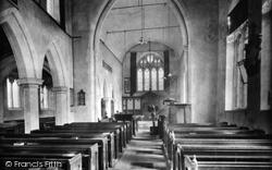 The Church 1921, Thetford