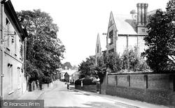 The Grammar School 1921, Thetford