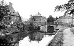 Town Bridge 1929, Thetford