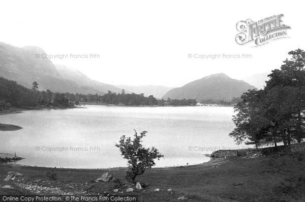 Photo of Thirlmere, 1888