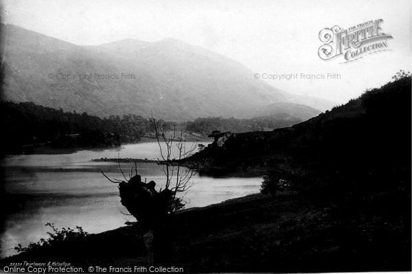 Photo of Thirlmere, And Helvellyn 1888