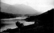 Thirlmere, Thirlmere and Helvellyn 1888