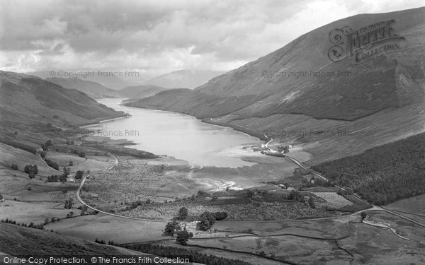 Photo of Thirlmere, General View 1929