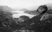 Thirlmere, Rocking Stone 1892