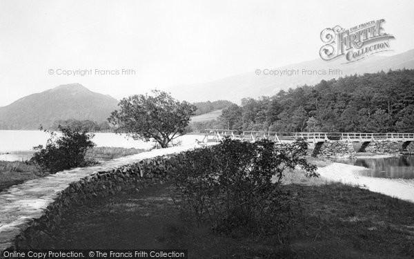 Photo of Thirlmere, The Bridges 1888