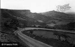 Thirsk, Hairpin Bend, Sutton Bank c.1955
