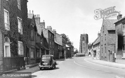 Thirsk, Kirkgate c.1950