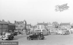 Thirsk, Market Place c.1950