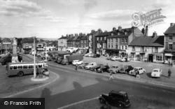 Thirsk, Market Place c.1960