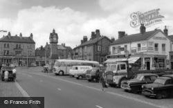 Thirsk, Market Place c.1965
