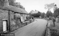 Thirsk, Newsham Road c.1960