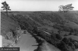 Thirsk, Sutton Bank c.1950