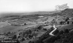 Thirsk, Sutton Bank c.1960