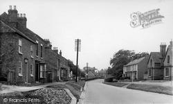 Thirsk, Sutton Road c.1955