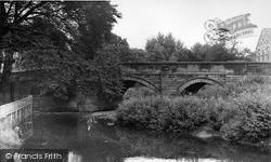 Thirsk, The Bridge c.1955