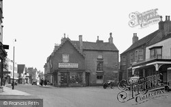 Thornbury, High Street 1951