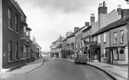 Thornbury, High Street c1955