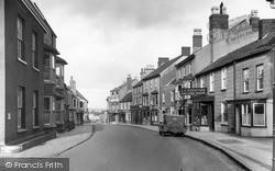 Thornbury, High Street c.1950